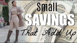 Small Ways to Save Money | Brittany Daniel