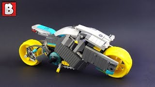 Gorgeous LEGO Motorcycle!!! +Dragon & Mech | TOP 10 LEGO MOCs | MOC News