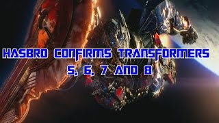 TF5 Updates #2 - Transformers 5, 6, 7 and 8 is Happening