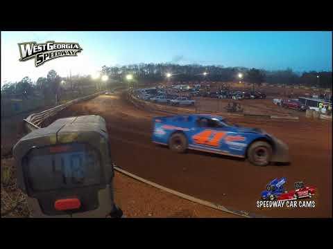 Speed Radar on 3-31-18 at West Ga Speedway