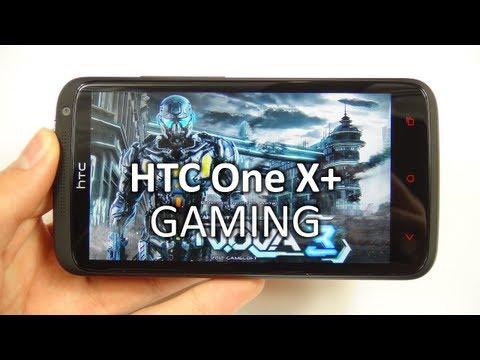 HTC One X+: Gaming & Spiele | SwagTab