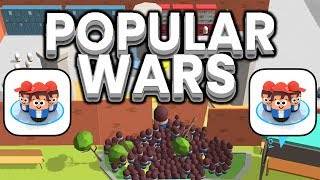 POPULAR WARS GAMEPLAY FIRST HIGHSCORES (iOS | ANDROID)