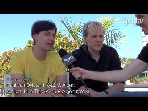 Kyau & Albert Interview at WMC 2013!