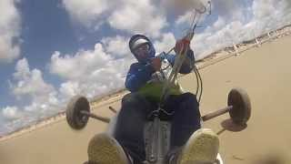 GoPro : Char a Voile PortBail