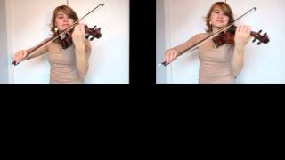 Ashokan Farewell - Violins - Taylor Davis