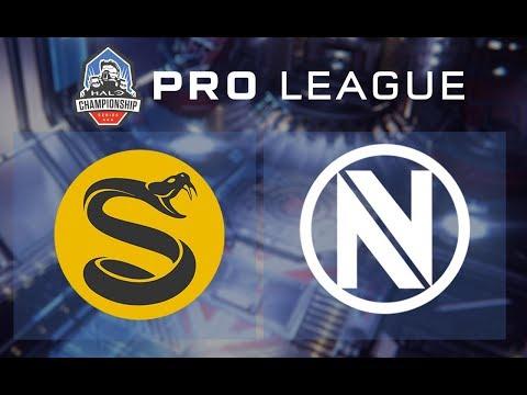 Round 4 - Splyce vs Team Envyus  - NA HCS Pro League Summer 2017 Season