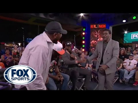 ReUnion on how they were treated in Miami, Michael Irvin details his '87 Championship | FOX SPORTS