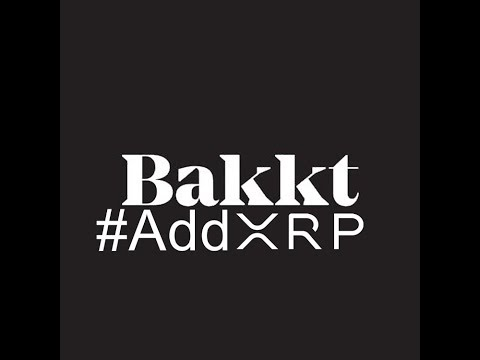 Ripple XRP Should Be Added To Bakkt Exchange