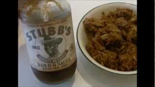 Semi-homemade Coleslaw & Pulled Pork Bbq