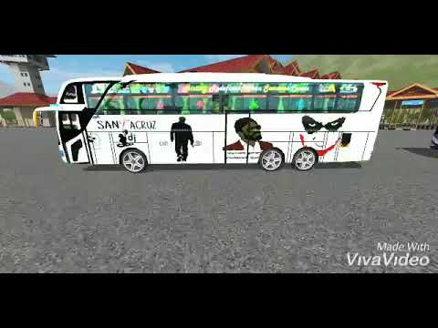 Bus Modified Fully Bus Simulator Indonesia Youtube