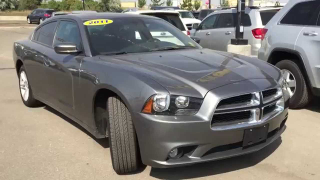 2011 Dodge Charger Sxt Ltd Avail Rwd 4door Sedan