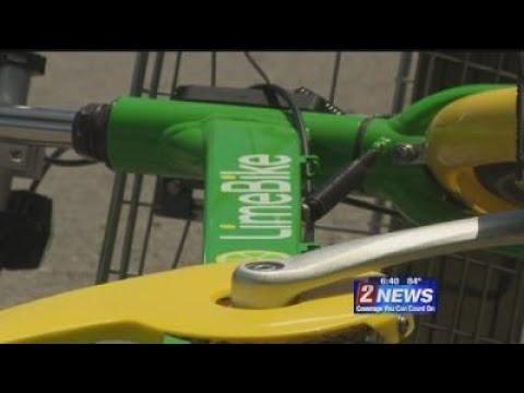 Lime Bike Litter Latest