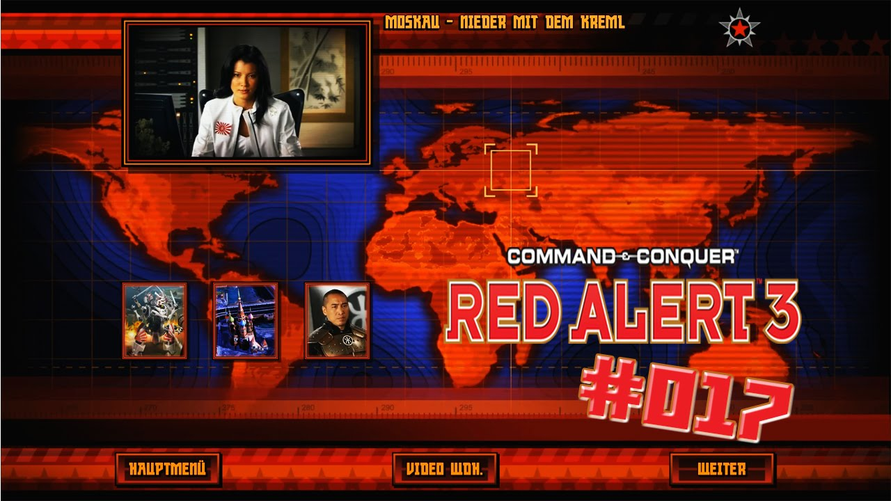Let's Play - Command & Conquer Alarmstufe Rot Remastered - Alliierte - Part 5