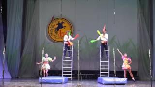Детская школа циркового искусства - Эквилибр