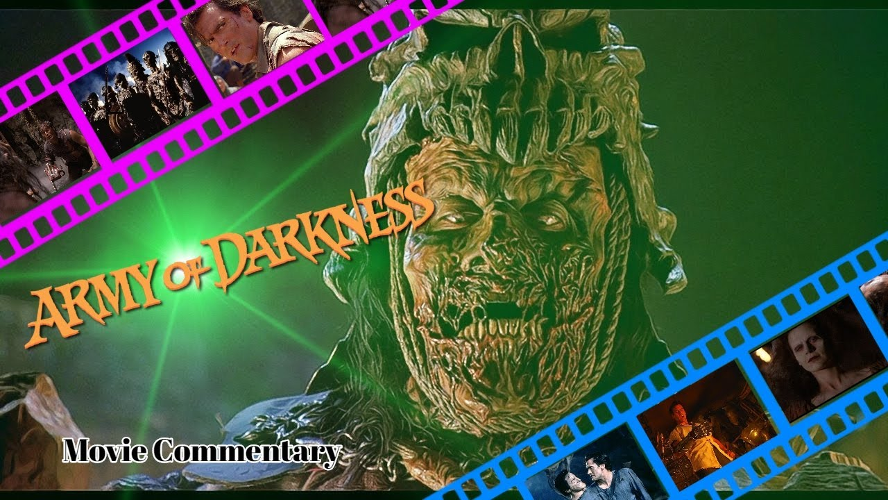 Download MOVIE COMMENTARY: Army of Darkness (1992)