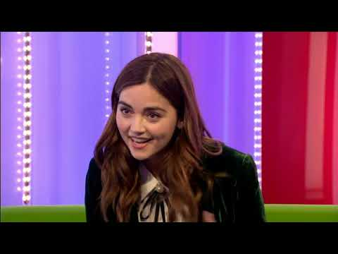 THE CRY Jenna Coleman interview