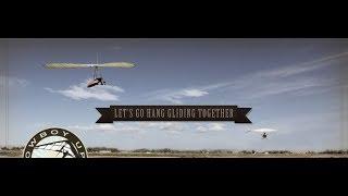 Cowboy Hang Glider