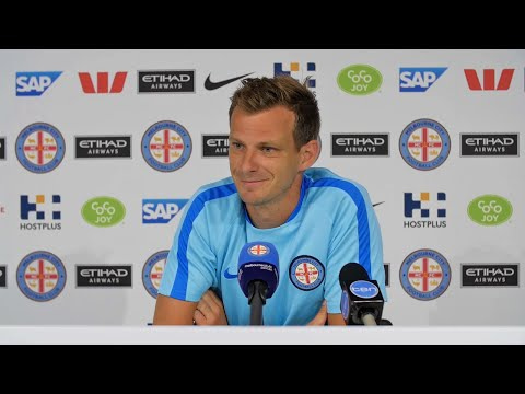MEDIA | Alex Wilkinson on his move to Melbourne City