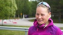 Anne Kyllönen, haastattelu