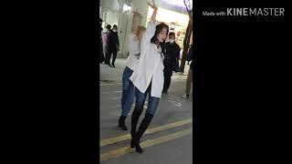 200223 [에이오에이/심쿵해] [AOA/HeartAttack] 댄스팀클락-서영 클락 CLOCK @신촌파리…