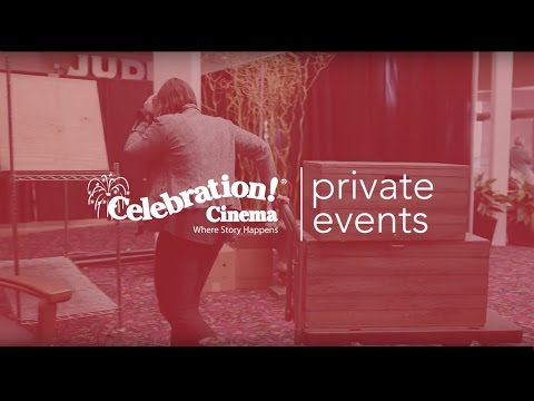 Celebration! Group Events: Private Events