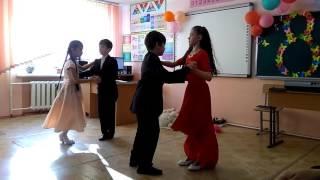 Танец из сериала «Дневники вампира».