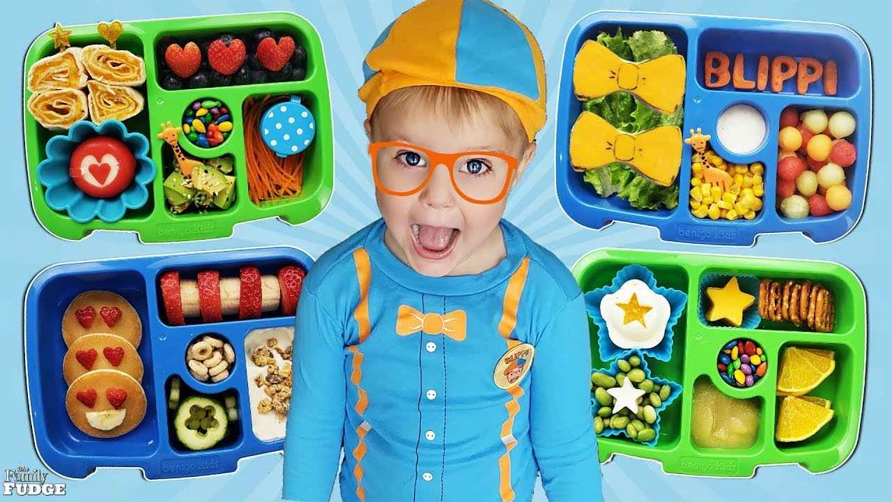 Preschool Lunch Ideas 🍎 (Perfect for PICKY Eaters)