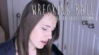 Baixar Wrecking Ball - Miley Cyrus (cover)