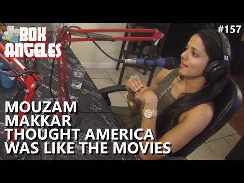 Mouzam Makkar Thought Americans Lived Like the Movies