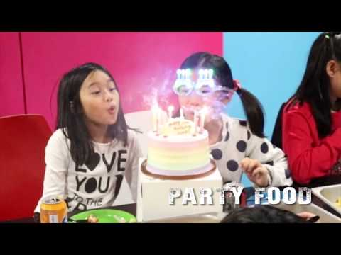 BOUNCE Singapore: Elevate Your Birthday with BOUNCE Parties!