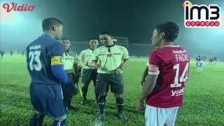 Arema Cronus Vs Bali United [1-0] Highlights TSC 7 Agustus 2016