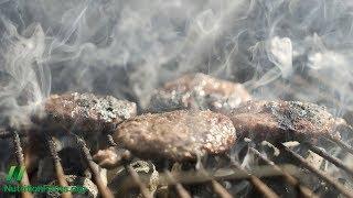 Výpary z masa: pasivní kouření trochu jinak