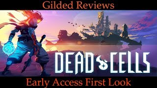 Dead Cells Review - Early Access First Look (Video Game Video Review)