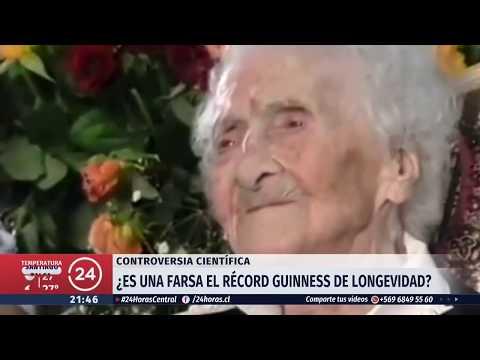 ¿Es una farsa el récord guinness de longevidad?