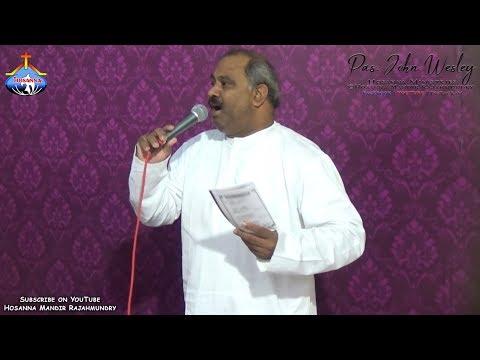 నిజమైన ద్రాక్షావల్లి నీవే -Nijamaina Drakshavalli -Pas.John Wesley anna Latest Live Song @DWM