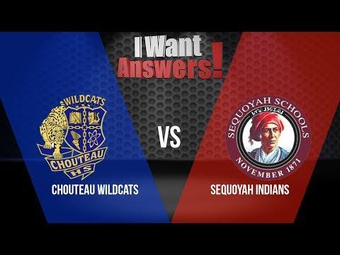 I Want Answers Season 7: Chouteau vs Tahlequah Sequoyah