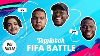 AFLEVERING 4 met WALLY A$M, SPANKER, YOUNGBAEKANSIE & PRICELESS | TOP NOTCH FIFA 19 BATTLE