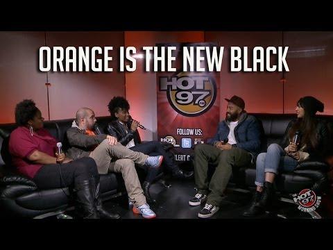 Cast Of Orange Is The New Black Flaca Black Cindy