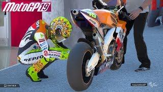 MotoGP 19 | Laguna Seca  | Valentino Rossi | 4-STROKE | RACE + TV REPLAY
