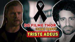 Acaba de nos Deixar: Grande Ator do filme Thor, Isaac Kappy parte de forma inesperada