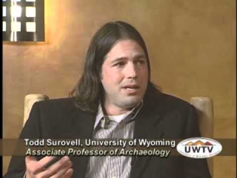 Investigating the Disappearance Of Clovis People: Wyoming Signatures Interview with Todd Surovell