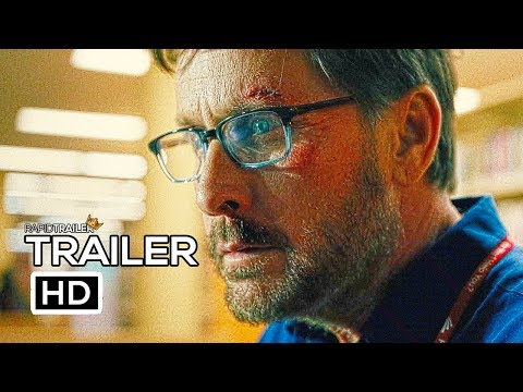 THE PUBLIC Official Trailer (2019) Emilio Estevez, Alec Baldwin Movie HD