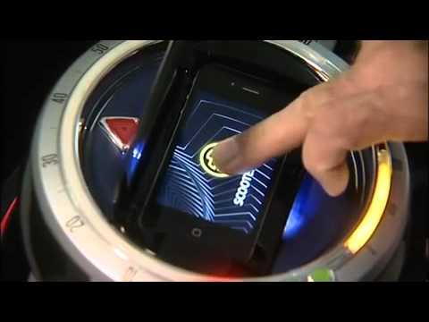 Новый скутер MINI E Scooter с iPhone (Фото + Видео) Capa.ru News