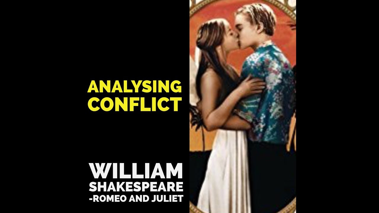 shakespear conflict in romeo and juliet