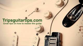 Slow blues backing track in C major