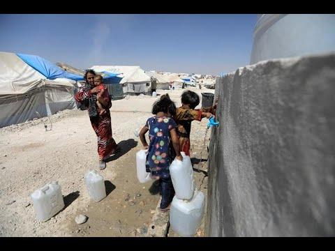 أخبار عربية | تزايد السوريين العائدين إلى منازلهم وعدد النازحين يفوقهم  - 21:22-2017 / 8 / 12