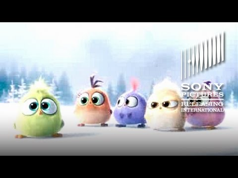 The Angry Birds Movie – Happy Christmas...