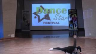 Остроухова Ольга. Dance Star Festival - 12. 28 мая 2017г.