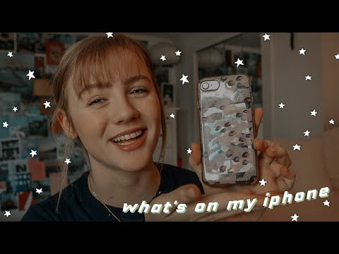 What's On My IPhone 2019 /// TILLY JOAN