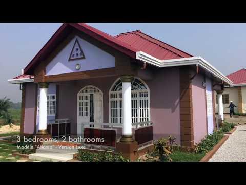 Atlanta Model Home -  American Homebuilders of Guinea